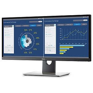 UWFHD монитор Dell UltraSharp U2917W